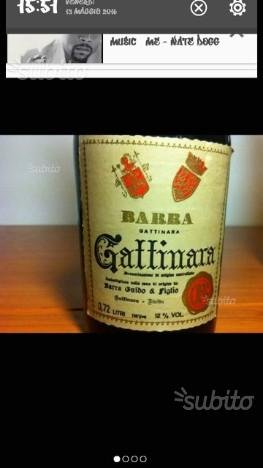 Vino Gattinara Barra 1976