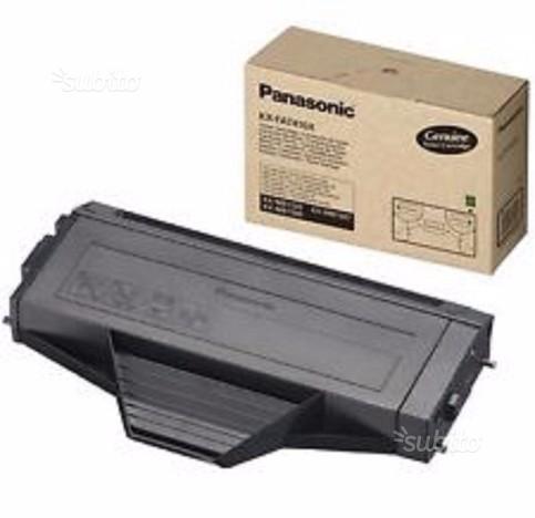 Toner originale nero Panasonic KX-FAT410X