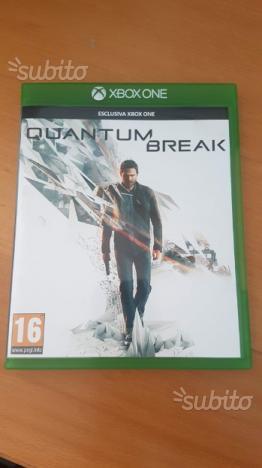 Quantum Break & Tom clancy's the Division Xbox One