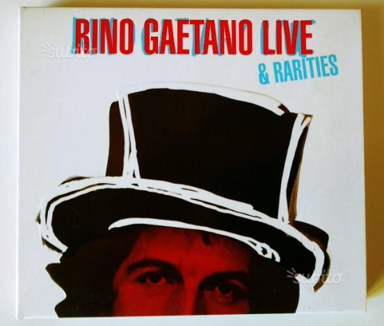 Rino Gaetano - Live & Rarities