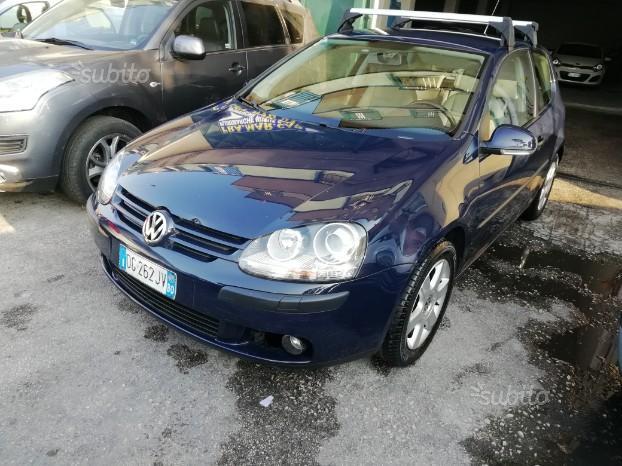 Volkswagen Golf 1.6 FSI 2007