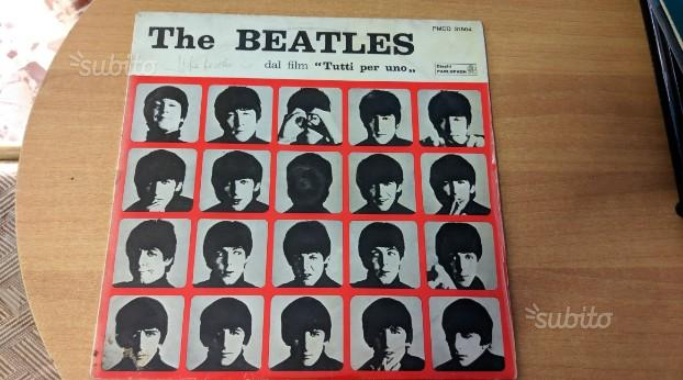 The Beatles - Tutti Per Uno A Hard Day's Night LP