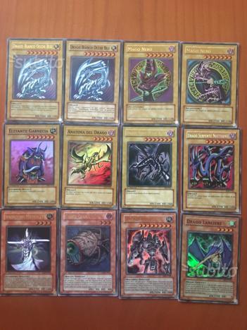 Carte Yu-Gi-Oh collezione