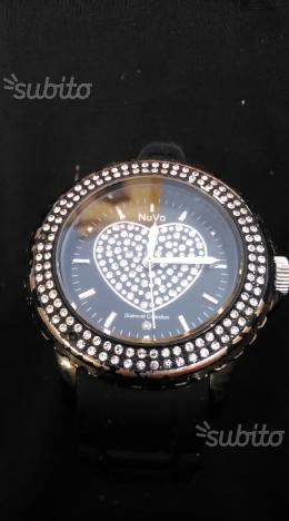Orologio da polso NUVO diamant collection