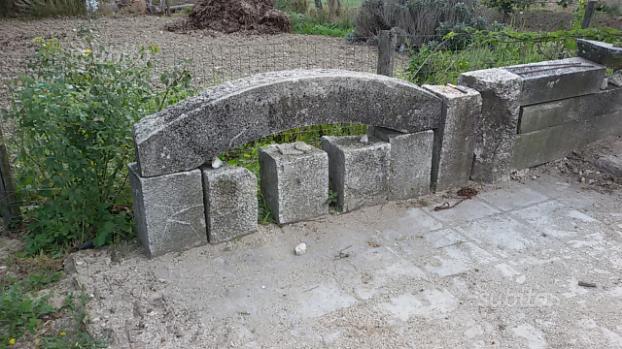 Portoni in pietra