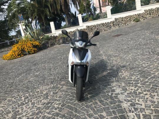 Honda SH 125 ABS Sport modello Start&Stop