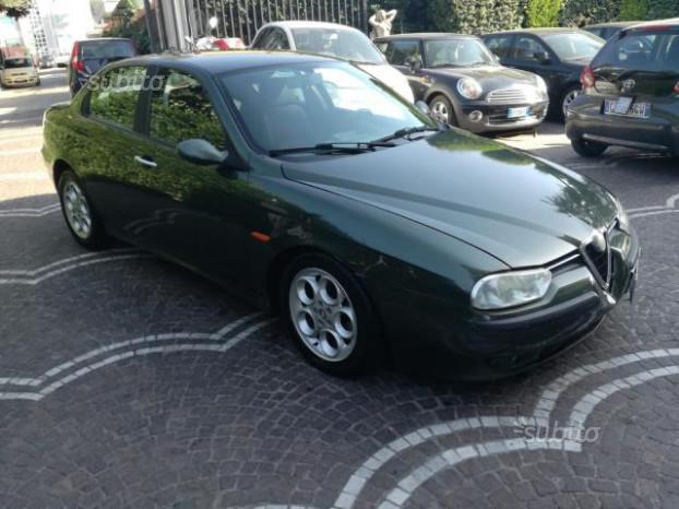 Alfa Romeo 156 1.9 JTD CAT