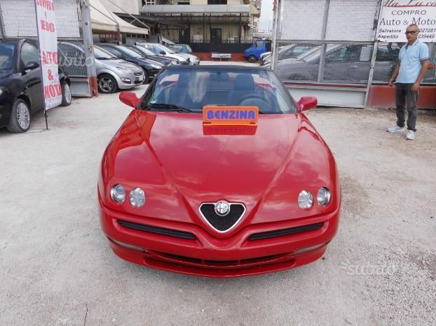 ALFA ROMEO Spider 1.8cc coupè SPARK - 1998