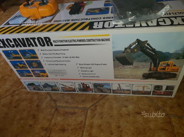 Excavator hobby