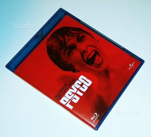 Blu-ray Psycho, Hitchcock - Edizione Restaurata