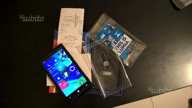NOKIA Lumia 920 Black - Nero