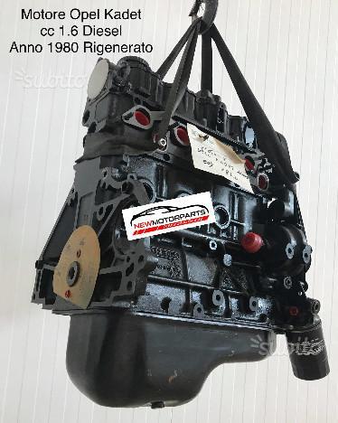 Opel Kadet cc 1.6 Diesel anno 1980 rigenerato