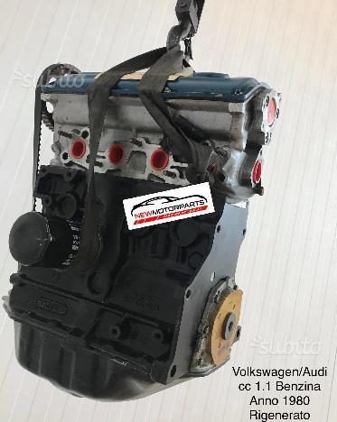 Motore rigenerato volkswagen audi 1.1 benzina