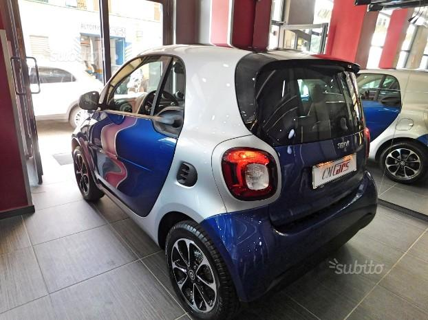 Smart forTwo 70 1.0 Twinamic Passion ITALIANA