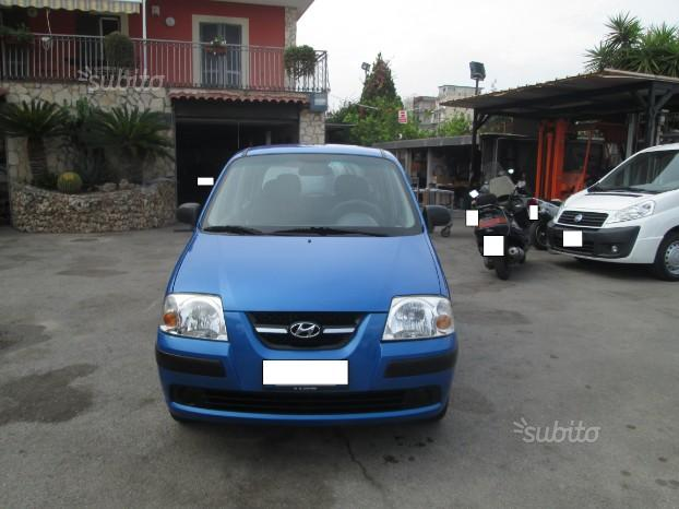 HYUNDAI Atos FULL OPTIONAL 2007
