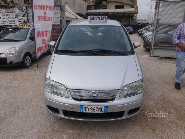 FIAT Idea 1.3mjet 90cv 12mesi garanzia- 2006