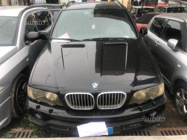 BMW X5 3.0 tdi anno 2004