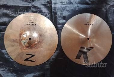 Zildjian K/z dynobeat Hihat 13