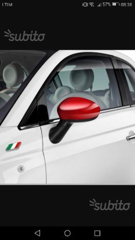Coppia specchi fiat 500 nuova 2016