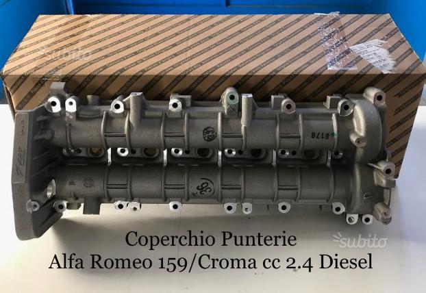 Coperchio punterie alfa 159 croma 2.4 diesel