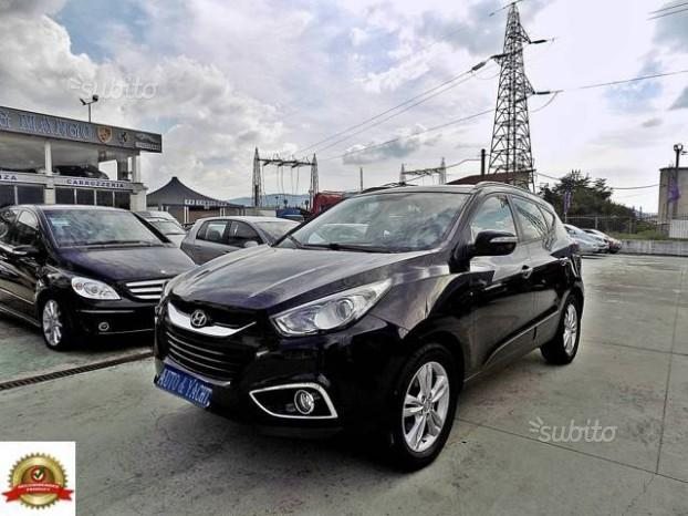 Hyundai iX35 2.0 CRDi 2WD Comfort Perfetta Garanzi