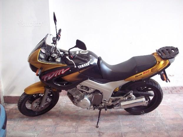 Yamaha TDM 850 - 1998