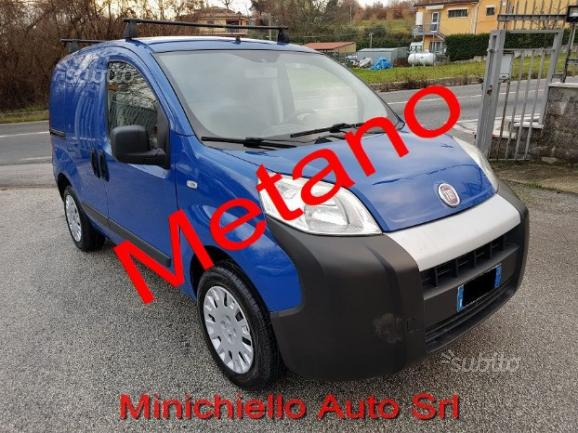 Fiat fiorino 1.4 natural power metano autocarro