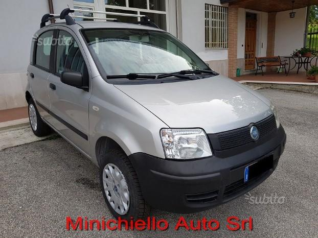 Fiat panda 1.2 4x4 2004 euro 4