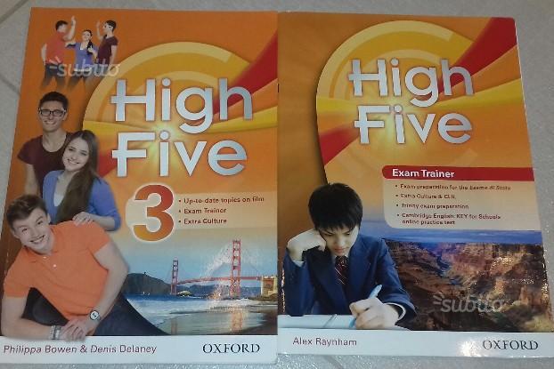 Libro High five