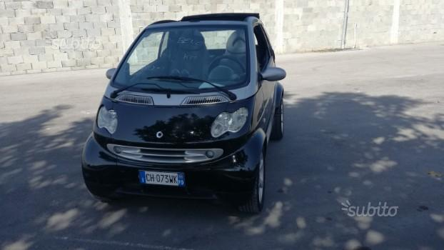 SMART fortwo 700 BENZ - TETTO RIBALTABILE