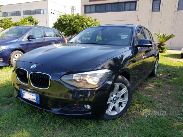 BMW 116d 1600cc 116cv