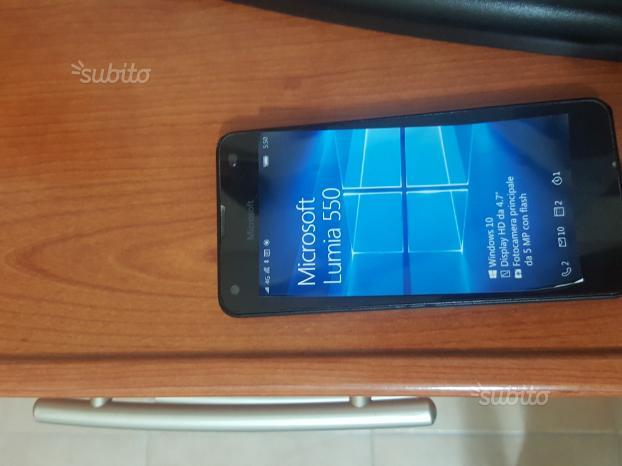 Lumia 550 4gcome nuovo