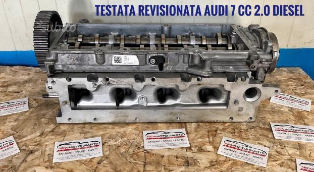 Testata revisionata completa audi 7 2.0 diesel