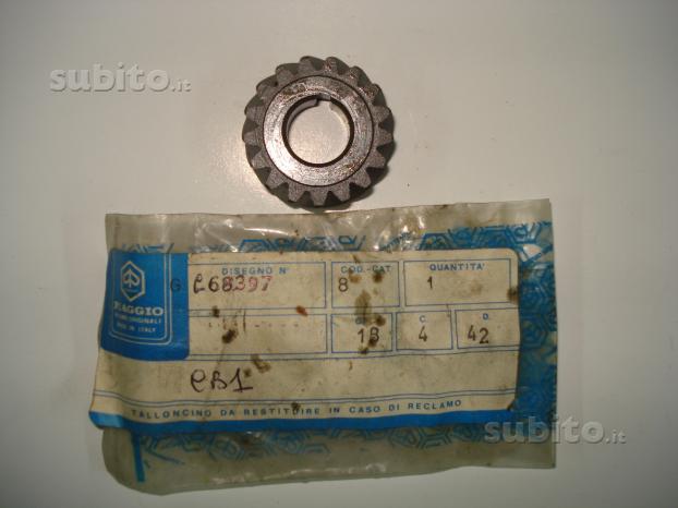 Ingranaggio Motore per Gilera CB1