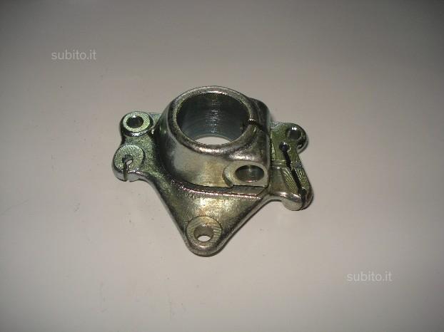 Lambretta LI-S-DL- morsetto manubrio zincato