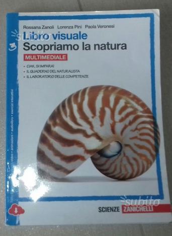 Libro scopriamo la natura