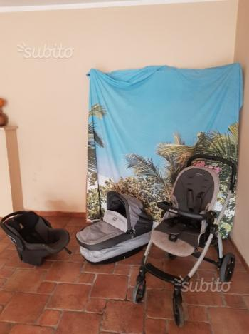 Passeggino Peg Perego pop-up trio