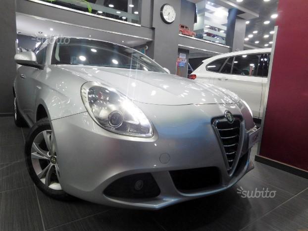 Alfa Romeo Giulietta 1.4 GPL Turbo MultiAir 170cv