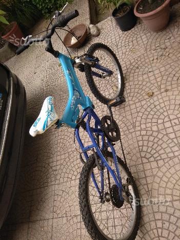 Bici Schiano del calcio Napoli