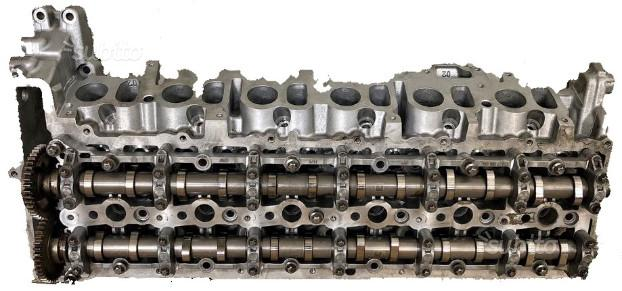 Testata rev completa bmw cc 3.0 diesel