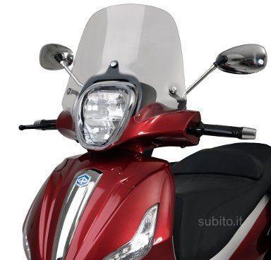 Cupolino trasparente beverly300-350 rif.674541