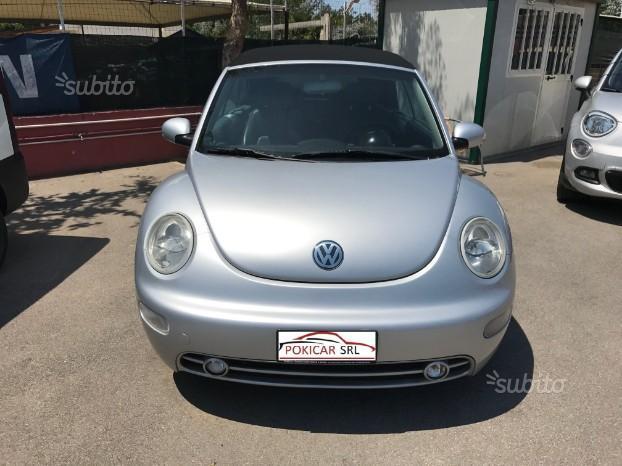 VOLKSWAGEN New Beetle Cabrio - 2005