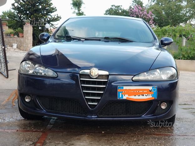 Alfa Romeo 147 ex Guardia di Finanza