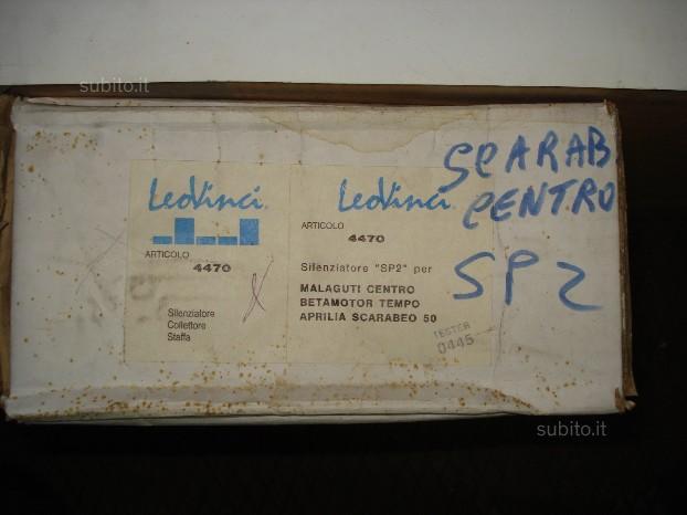 Aprilia Scarabeo-Malaguti Centro rif.4470 Leovinci