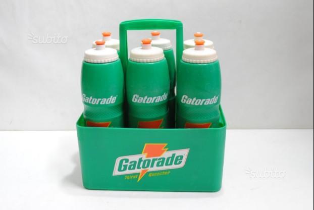 Gatorade thirst quencher cassetta bordo campo