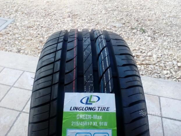 Gomme nuove linglong 215 45 17
