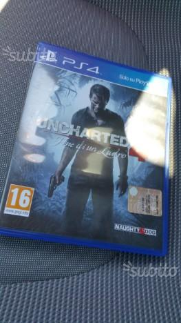 Uncharted 4 e Uncharted l'eredita perduta Ps4