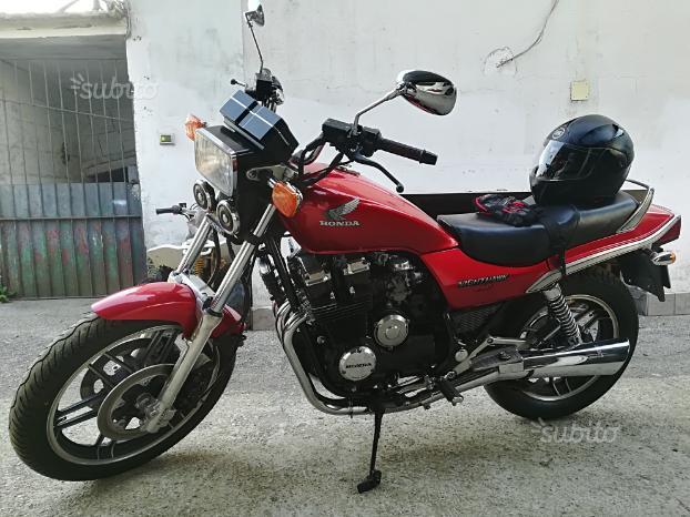 Honda Nighthawk 650