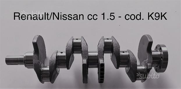 Albero motore nuovo renault nissan k9k