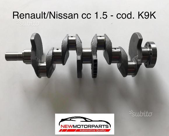 Albero motore nuovo renault nissan
